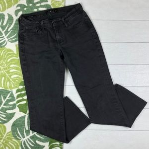 Lucky Brand Easy Rider Bootcut Jeans Gray